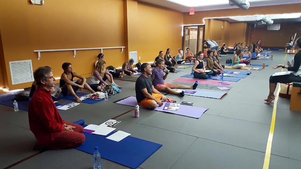 Yin Yoga Certification in Miami