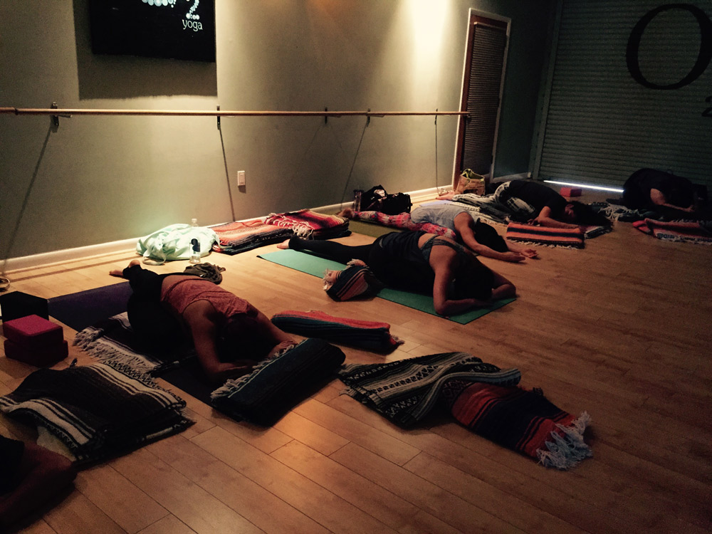 Yin Yoga Certification - Yin Yoga Teacher Training